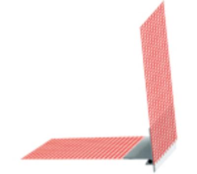 Baumit PVC okapni profil